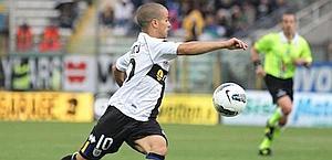 Sebastian Giovinco in azione. Ansa