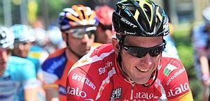 Matthew Goss, 25, sprinter australiano della GreenEdge. LaPresse