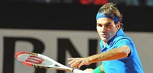 Roger Federer. LaPresse