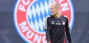 Arjen Robben, uno dei più attesi. Epa