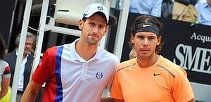 Djokovic e Nadal: hanno vinto le ultime 8 edizioni di Roma. Ansa