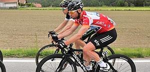 Mark Cavendish, 27 anni, iridato su strada nel 2011. LaPresse