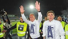 """Zeman saluta Pescara""""Roma, la grande sfida"""""""
