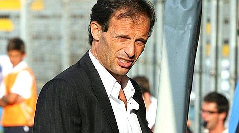 Massimiliano Allegri, 44 anni. Forte