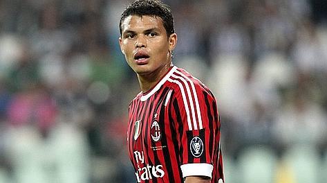 Thiago Silva, 27 anni. Forte