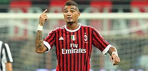 Kevin Prince Boateng, 25 anni, al Milan dal 2010. Forte