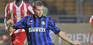 Samuele Longo, 20 anni. Afp
