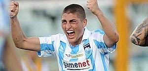 Marco Verratti, 19 anni. Ansa