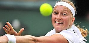 Petra Kvitova, campionessa 2011. Afp