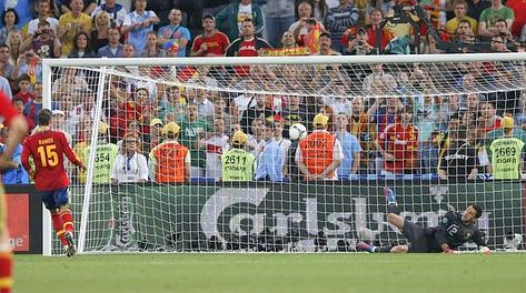Ramos segna col