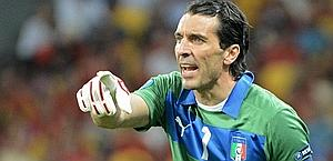 Gianluigi Buffon. Afp