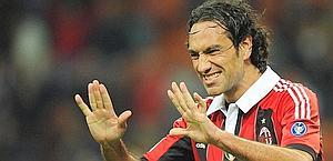 Alessandro Nesta, 36 anni. Epa