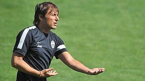 Antonio Conte, 42 anni. LaPresse