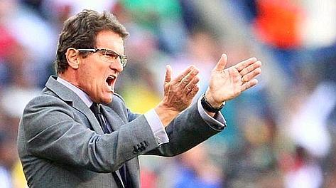 Fabio Capello, 66 anni. Ansa