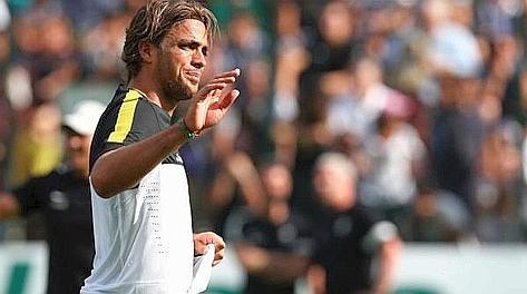Alessandro Matri, 27 anni. LaPresse