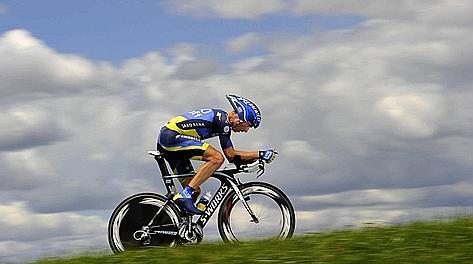Nicki Sorensen in azione