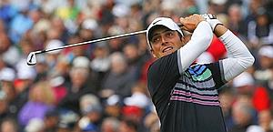 Francesco Molinari, 29 anni. Reuters