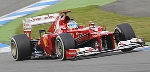 Fernando Alonso, vittoria n 30 in F.1. Afp