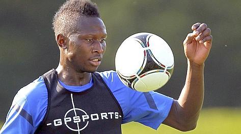 Mapou Yanga-Mbiwa, 23 anni. Reuters