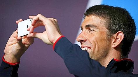 Olimpiadi Londra 2012. Phelps e Locthe si sfidano a distanza