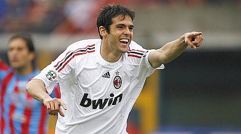 Kakà, 30 anni, ai tempi del Milan. LaPresse