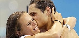 Olimpiadi Londra 2012. Finali giorno 7. Phelps vince anche i 100 farfalla