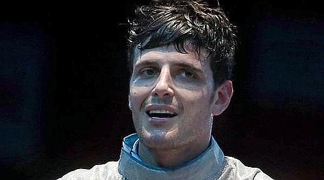Andrea Cassarà, 28 anni. Nazionale Italiana Fioretto