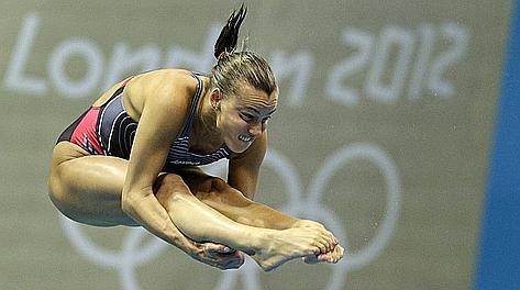 Tania Cagnotto, 27 anni. Ap