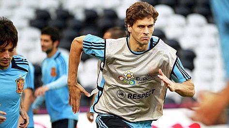 Fernando Llorete, 27 anni. Epa