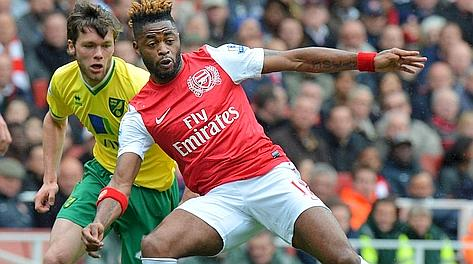 Alex Song, 24 anni. Afp