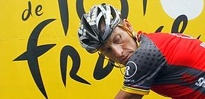 Lance Armstrong, 40 anni. Afp