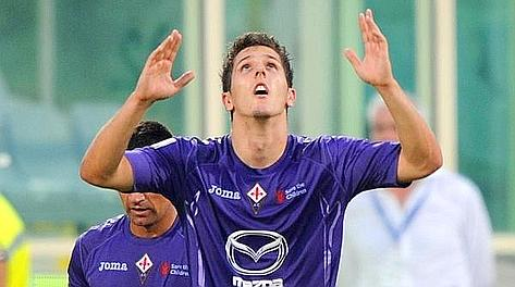 Stevan Jovetic, 22 anni. Ansa