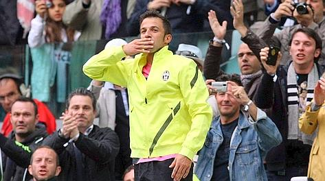 Alessandro Del Piero, 37 anni. Forte
