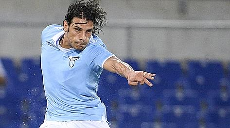 Sergio Floccari, 30 anni. LaPresse