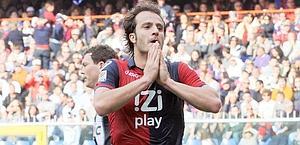 Alberto Gilardino, 30 anni. LaPresse