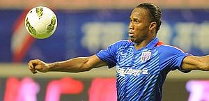 Didier Drogba, 34 anni. Afp