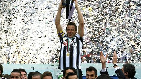 Alessandro Del Piero, 37 anni. Forte