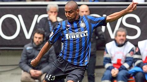 Maicon, 31 anni. Forte