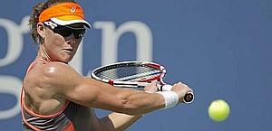 Sam Stosur, campionessa in carica agli Us Open. Reuters