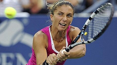 Sara Errani, numero 10 Wta, finalista al Roland Garros. Reuters