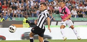Giovinco realizza il 4-0 con un destro incrociato. Reuters