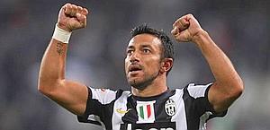 Quagliarella: 16 gol per la Juve, 3 in questa stagione. LaPresse