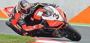 Max Biaggi, 41 anni, due volte mondiale in Superbike. Ansa