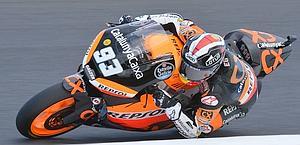 Marc Marquez, 19 anni, iridato 2012 nella Moto2. Afp