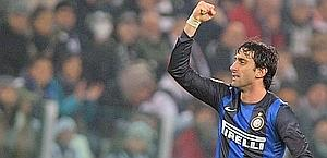 Diego Milito, 33, has 7 league goals to his name so far. Ansa