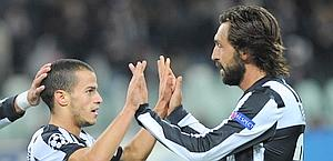 Giovinco e Pirlo, isaranno n campo a Pescara. Ap