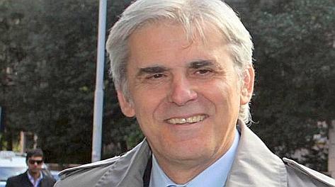 Marcello Nicchi, confermato presidente dell'Aia. Ansa