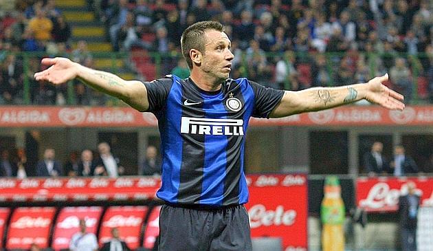 Antonio Cassano, 30 anni. Forte