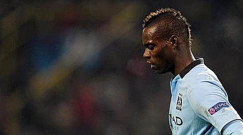 Mario Balotelli � nato il 12 agosto 1990. Epa