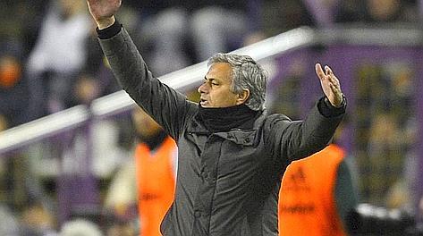 José Mourinho, al Real dal 2010. Reuters